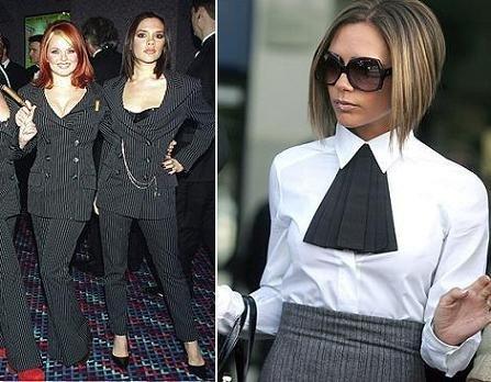 El estilo de Victoria Beckham