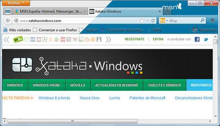 Mozilla lanza una edición especial de Firefox para entusiastas de MSN