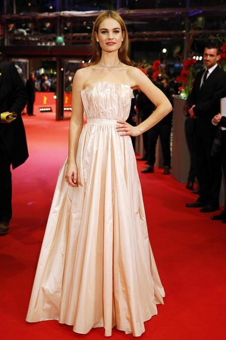 Cinderella Pelicula Berlinale Lily James