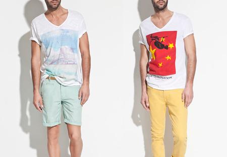 Camisetas Zara