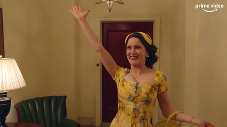 "'The Marvelous Mrs. Maisel' presenta el tráiler de su temporada 2: vuelve la ""loca divorciada"" del Upper West Side"