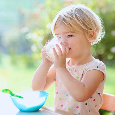 Los lácteos en la alimentación infantil: la leche de vaca