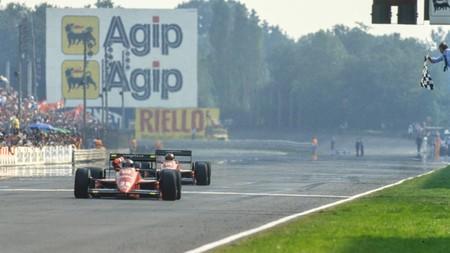 Berger Italia F1 1988