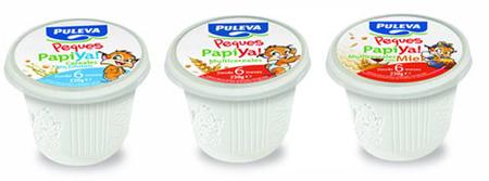 PapiYa!: nueva papilla lista para tomar de Puleva
