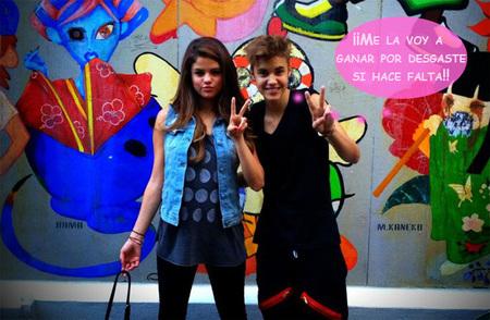 Justin Bieber y Selena Gomez: lo cogemos, lo dejamos, lo volvemos a coger... ¡decidíos!