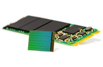 La producción de chips 3D NAND de Intel y Micron comienza: pronto tendremos SSD de 10 TB