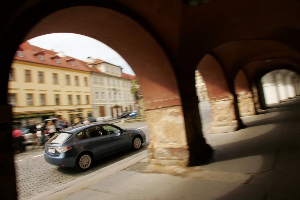 Foto de Subaru Impreza 2007 (27/67)
