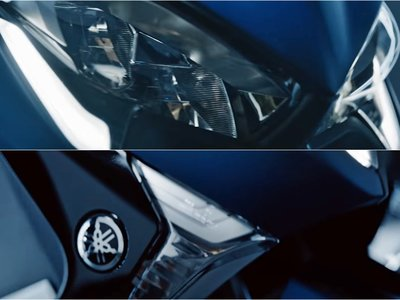 Yamaha T-Max 2017, un teaser para meter miedo a sus rivales