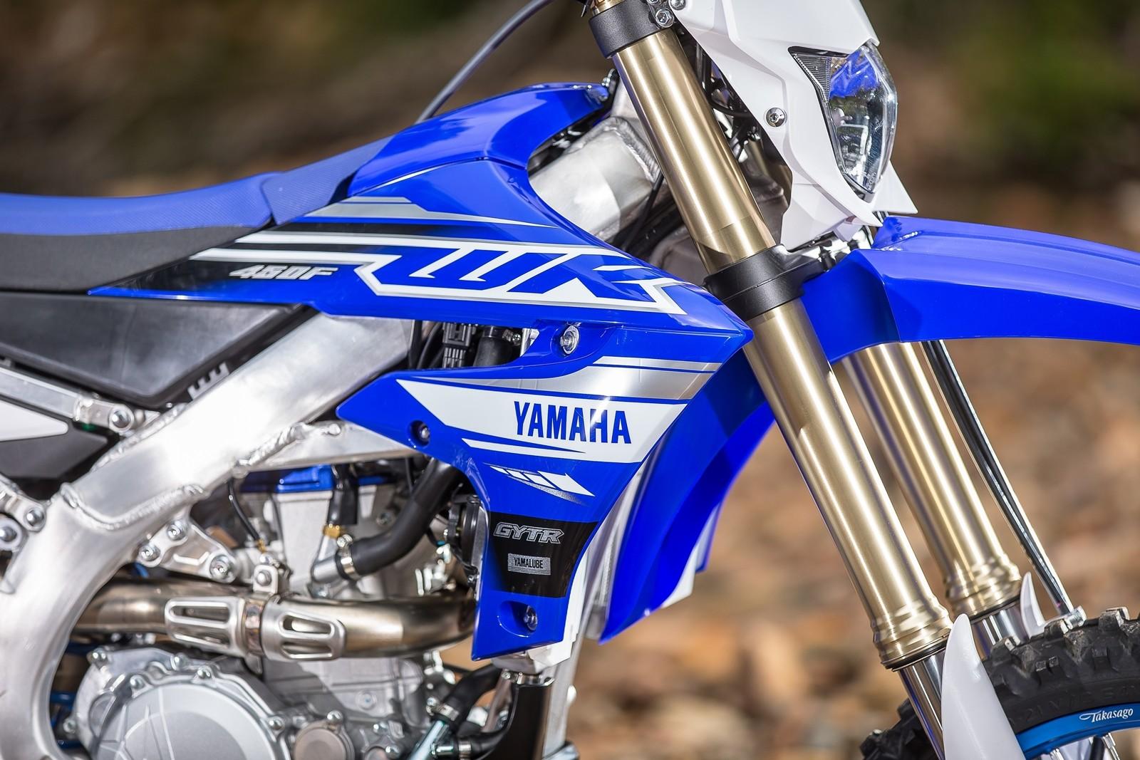 Foto de Yamaha WR450F 2019 (21/32)