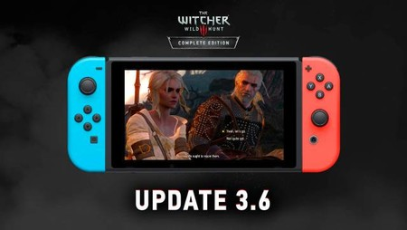 witcher update