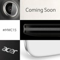 Acer tampoco se perderá el MWC 2015, donde va a enseñar nuevos smartphones y un 'wearable'