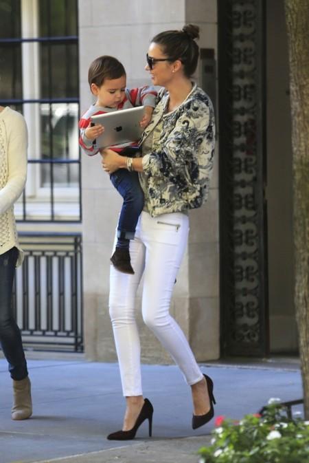 El total look de Miranda Kerr que todas podemos tener (su cuerpo no)