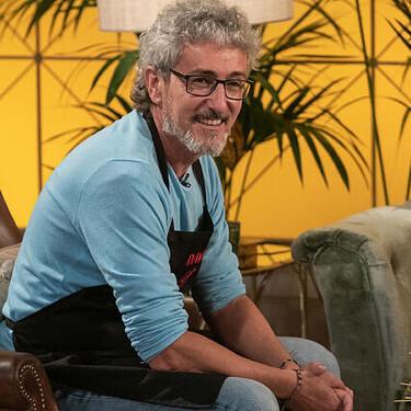 David Fernández no pasa del día 1: se va 'crusaíto' de MasterChef Celebrity 5, entre lágrimas y sin que le regalen el 'robocop' de cocina