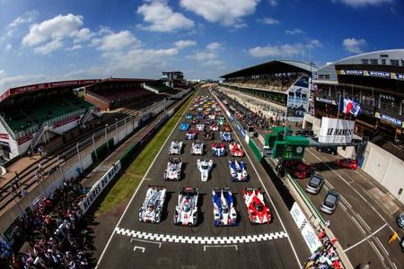 Las 24 horas de Le Mans 2014 en vídeo