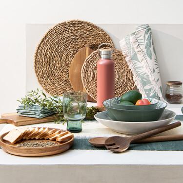 Adelanta la primavera llevando la naturaleza al hogar con estas 17 piezas de la colección Comporta de Maisons du Monde