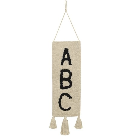 Wall Decor Tapiz Colgante Pared Abc