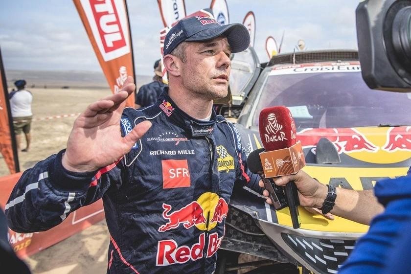 Sébastien Loeb podría volver al Dakar en 2021 como sustituto de Fernando Alonso en Toyota