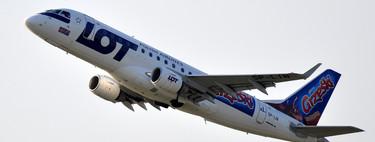 Una aerolínea polaca pide a los pasajeros que paguen el arreglo del avión