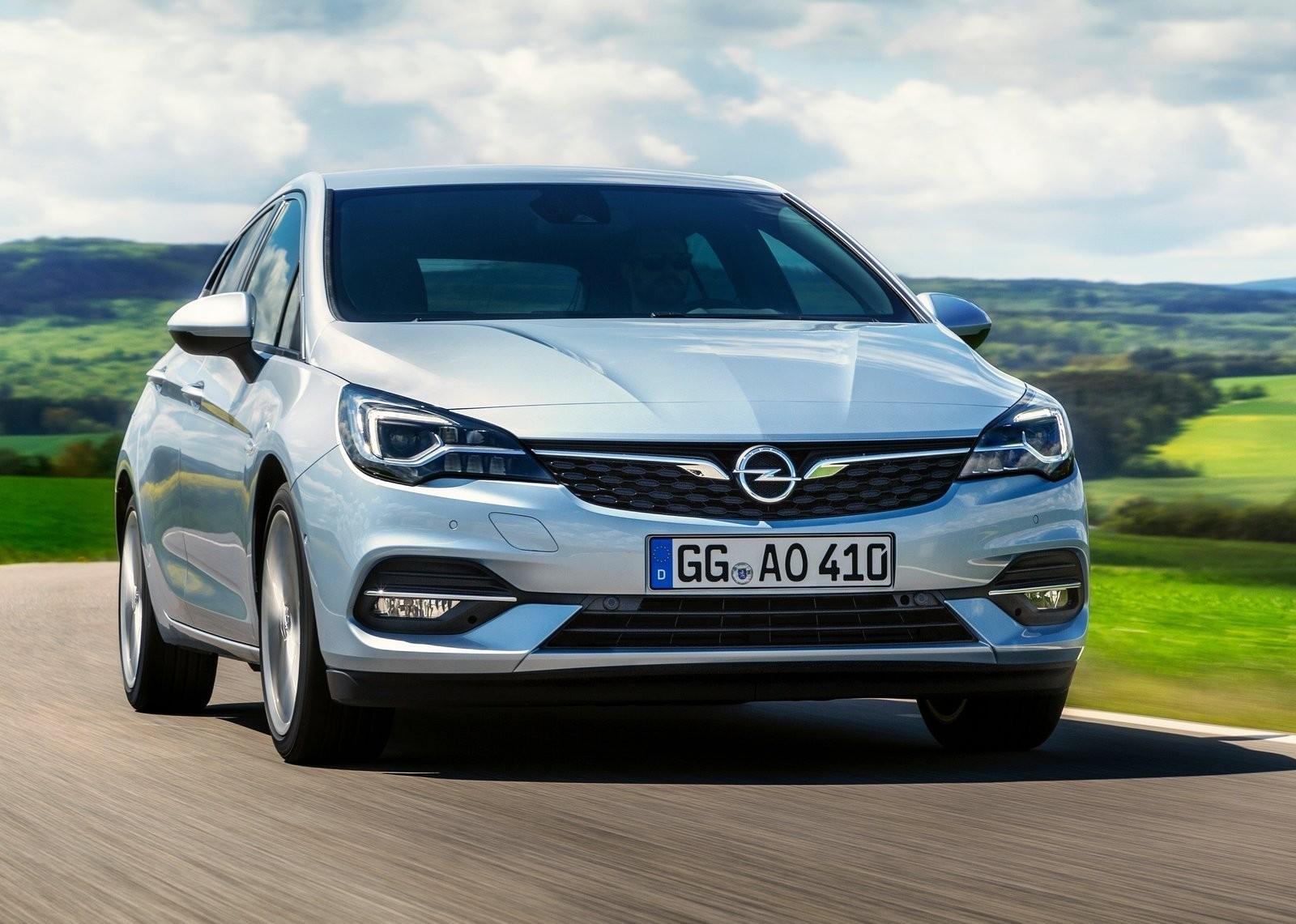Foto de Opel Astra 2020 (3/10)