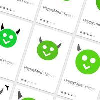 El fenómeno HappyMod en Google Play: apps cargadas de anuncios que no sirven para nada