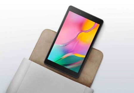 La tableta Samsung Galaxy Tab A8 para estudiar y entretenimiento está baratísima en la tienda oficial por 99 euros