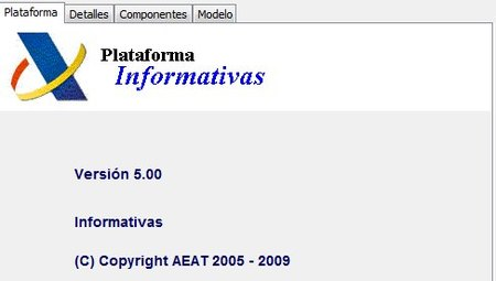 Declaraciónes informativas 2009: disponible el software para su descarga