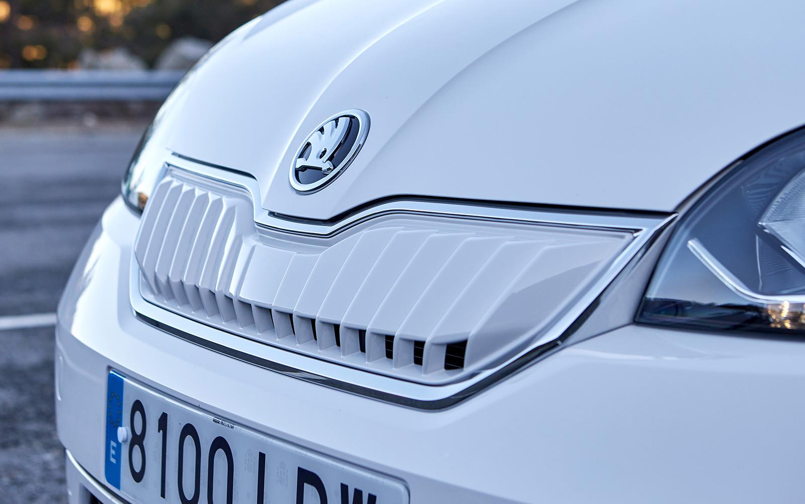 Foto de Škoda CITIGOe iV, a prueba (16/23)