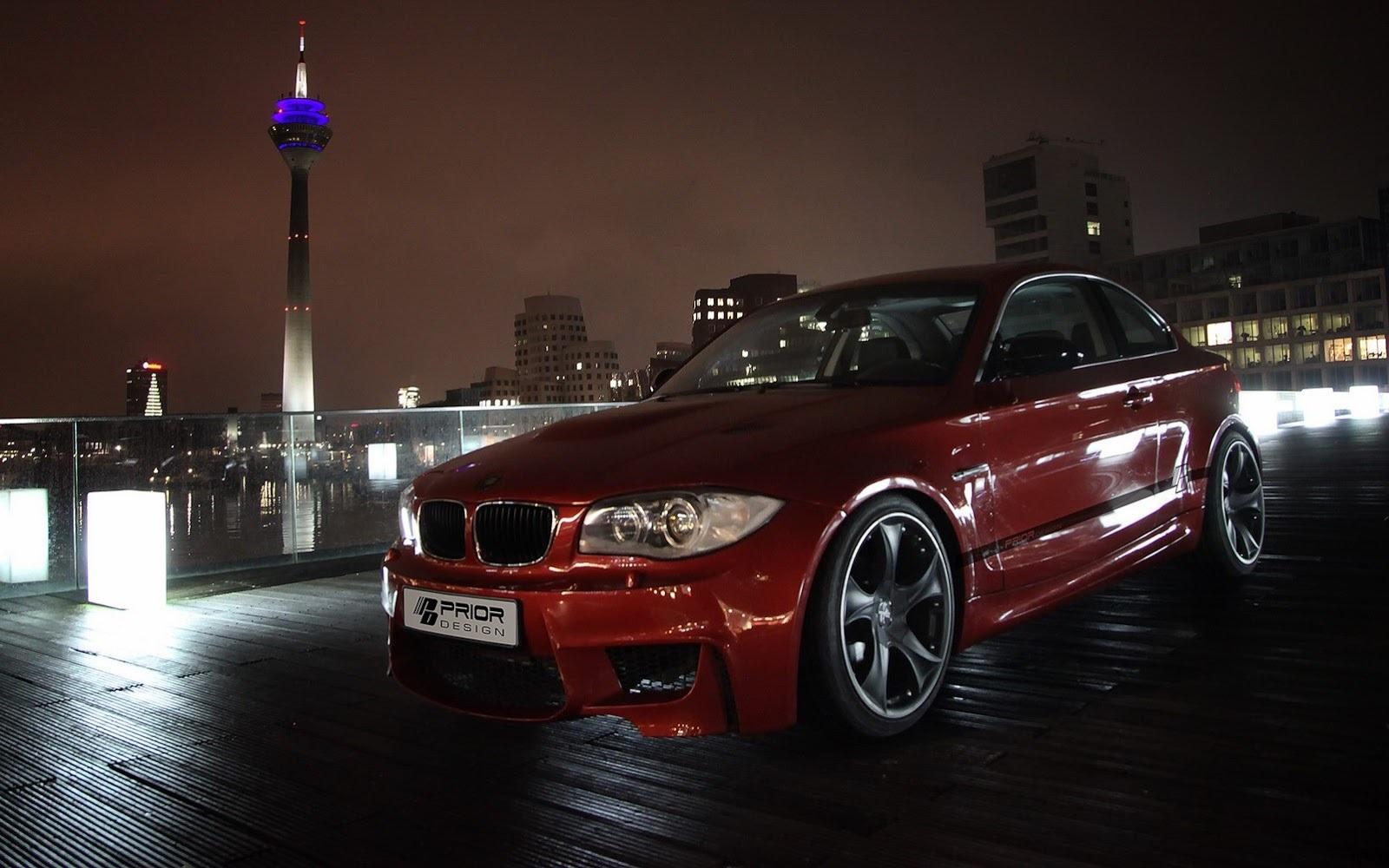 Foto de Prior Design BMW Serie 1 Coupé (11/27)