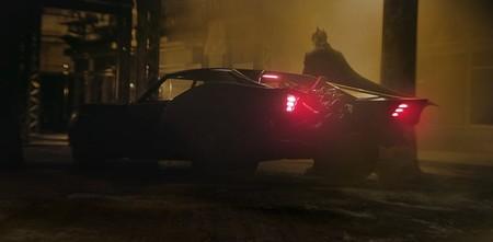Así luce el nuevo batimóvil para 'The Batman' de Robert Pattinson