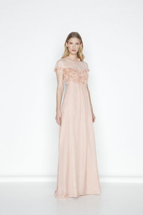 Foto de Vestidos para una boda de tarde: mi elección es un vestido largo (25/30)