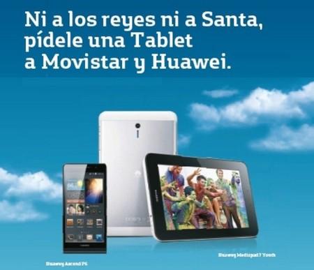 Regalos Movistar Navidad 2013