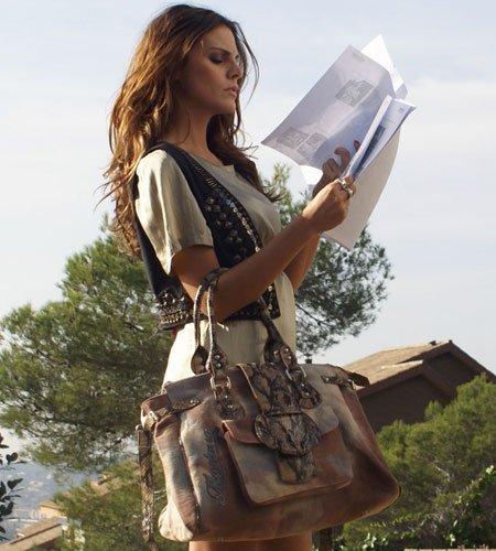 Amaia Salamanca repite como imagen de Mustang