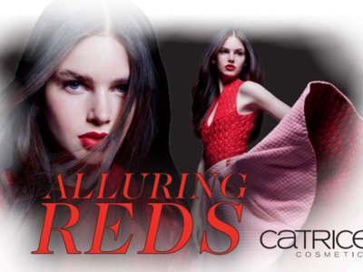 Catrice apuesta todo al rojo con su colección 'Alluring Reds'