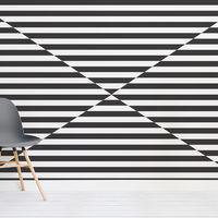 """Papeles pintados """"de vértigo"""", nueva e inquietante tendencia para decorar papeles"""