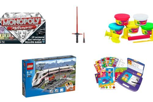 5 juguetes para todas las edades rebajados en Amazon desde 9,99 euros