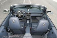 Porsche 911 Turbo Cabrio, prueba (versiones y equipamiento)