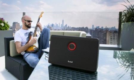 iLoud, altavoz portátil ideal para músicos