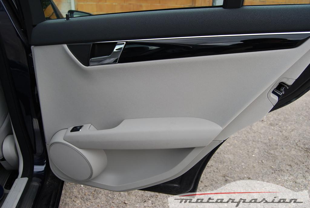 Foto de Mercedes Clase C 200 CDI BlueEfficiency (prueba) (33/56)