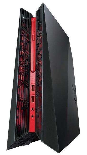 ASUS ROG G20 reúne lo mejor de una PC high-end en un diseño compacto