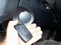 Una aseguradora indemnizará a un conductor por su coche robado con las llaves puestas