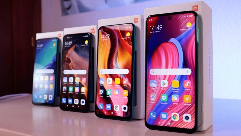 Qué Xiaomi Redmi Note 9 comprar: comparativa entre los Redmi Note 9, Note 9S, Note 9T y Note 9 Pro en vídeo