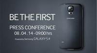 Samsung Mobile nos confirma la llegada del Galaxy S5 a México para principios de abril