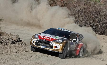Rally de México 2013: Mikko Hirvonen se hace con la Qualifying Stage