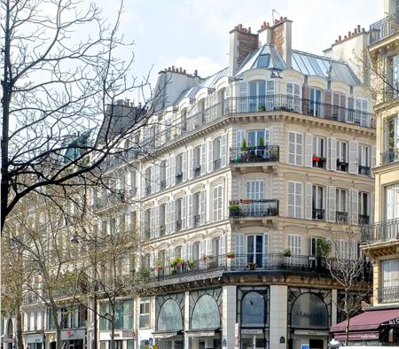 Un ático de ensueño para pasar unos días en pleno centro de París