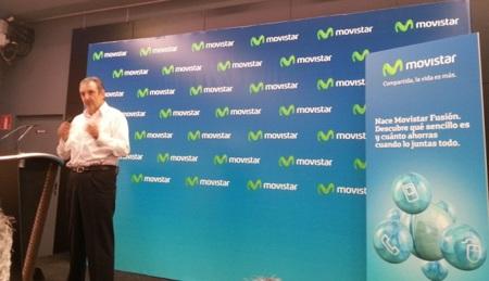 Movistar presenta oficialmente Fusión, la integración real de todos los servicios de telecomunicaciones en una sola factura