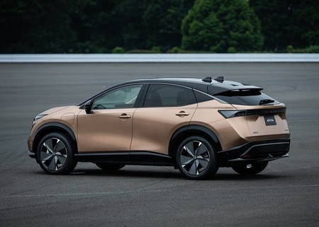 Nissan Ariya 2021 1600 0b