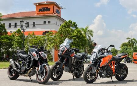 KTM podría estar preparando una nueva gama de 750 cc en alianza con CF Moto