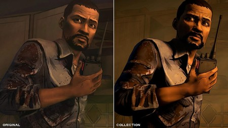 Aquí tienes la comparativa entre los The Walking Dead y la colección que saldrá la próxima semana