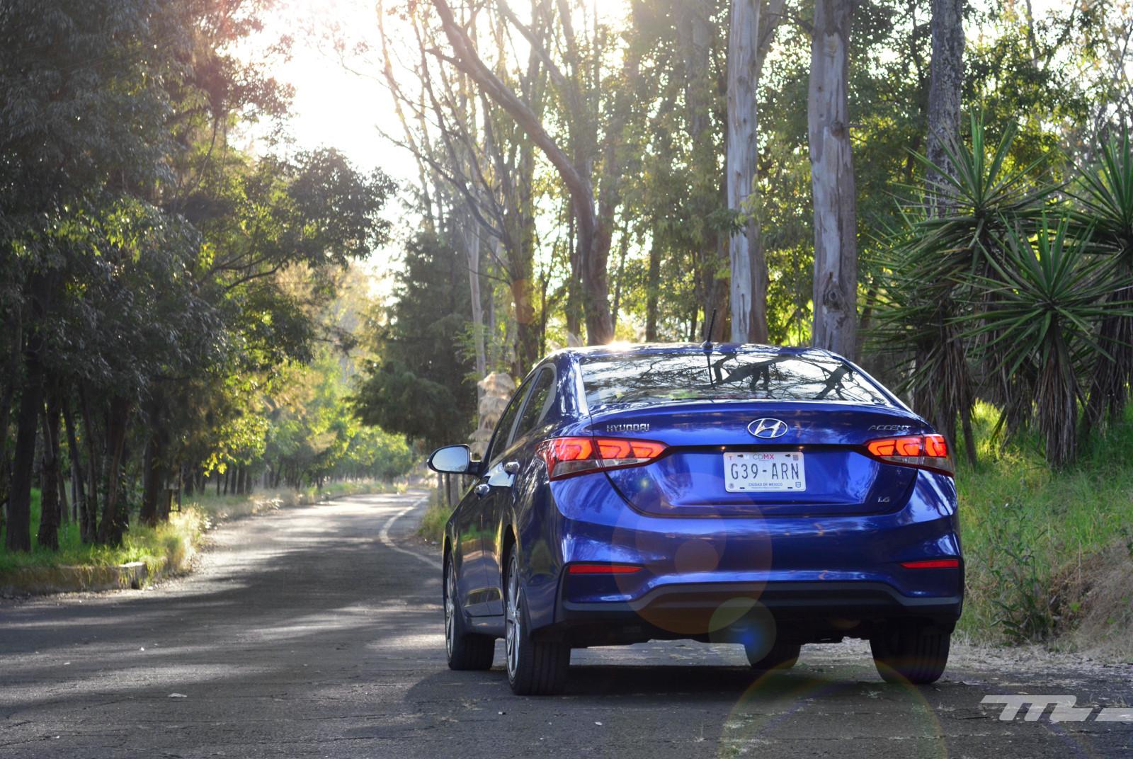 Foto de Hyundai Accent (prueba) (6/19)