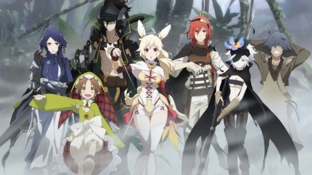 Rokka -Braves of the Six Flowers- será el primer anime que doblará Crunchyroll en América Latina.